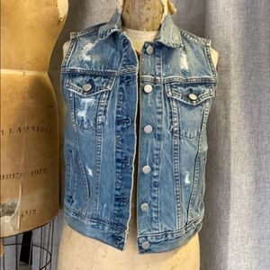 Gap Denim Vest